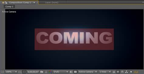 cara membuat opening video dengan after effect cs3 cara membuat opening film menggunakan after effect