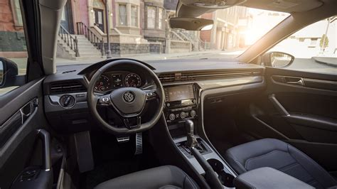 volkswagen passat 2020 interior 2020 vw passat new where you can see carry where