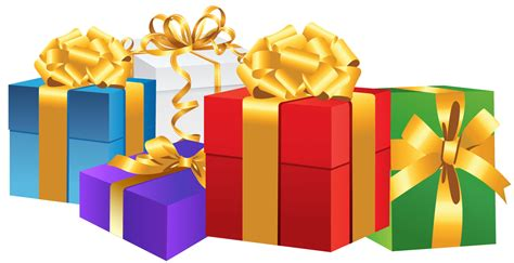 clipart xmas presents gift clipart xmas presents pencil and in color gift