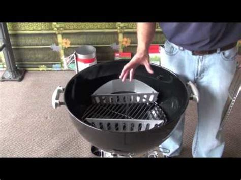 Webe 6 In 1 weber charcoal grills component overview