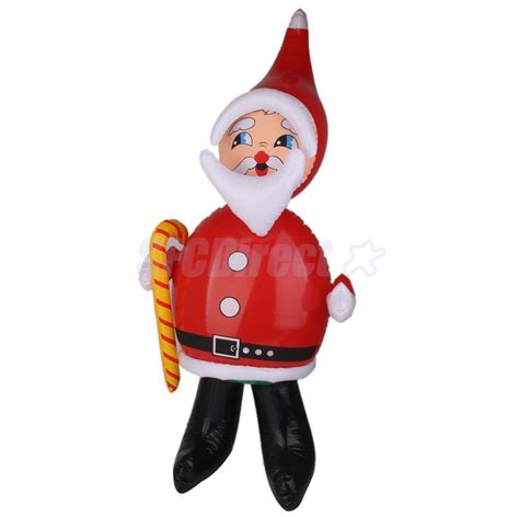 blow up christmas decorations inflatable santa claus 39