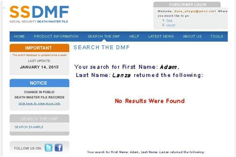 Search Deceased Adam Lanza Record Search By Last Name On Curezone Image Gallery