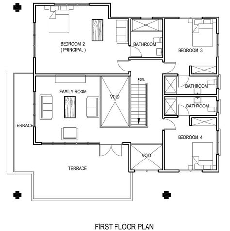 Floor Plan Of The House | 5 tips for choosing the perfect home floor plan freshome com