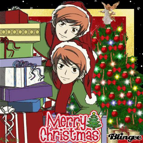 a host club christmas picture 127101918 blingee com