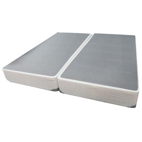 King Bed Mattress And Box by Mattress Tech Cal King Box Only