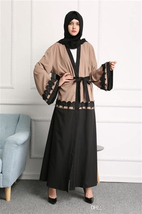 Gamis Abaya Vahira Maxi Belt 2018 new design clothing muslim dress dubai abaya 2018 from loriya1688 24 13 dhgate