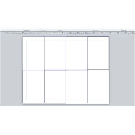 Learn How To Make A Mini Book In Publisher Microsoft Publisher Photo Book Templates