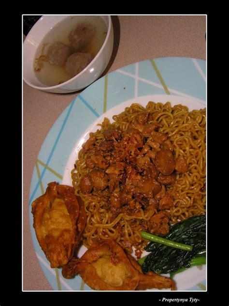 cara membuat mie ayam gajah mada resepnya tyty