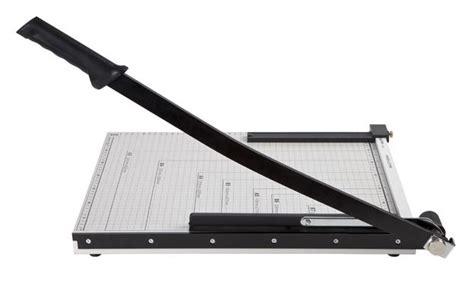 Alat Pemotong Kertas Besar 5 Tips Merawat Alat Pemotong Kertas Jasa Fotocopy Mesin
