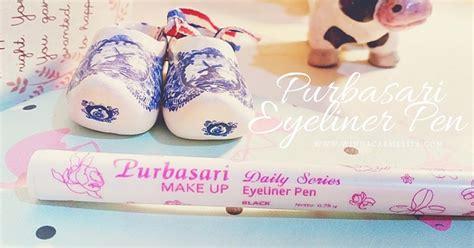 Eyeliner Purbasari hellowind review purbasari eyeliner pen