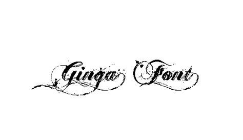ginga tattoo font generator a nice collection of free tattoo fonts dotcave