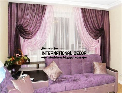 Curtain Ideas For Living Room 2015 Largest Catalog Of Lilac Purple Curtains And Drapes