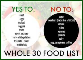 the whole 30 success guide for 40 year olds