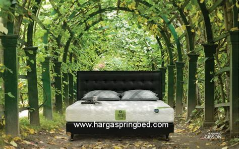 Bed Airland Single kasur springbed