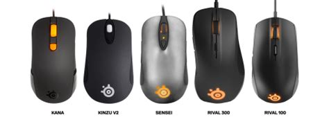 Steelseries Rival 100 Mouse Gaming Black Hitam 3 rival 100 specs and faq more specs width steelseries
