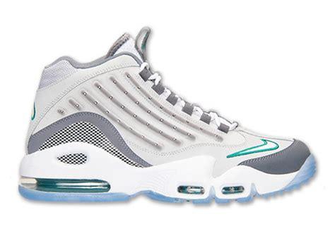 nike air griffey max ii platinum white cool