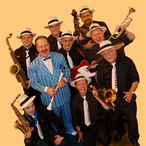swing musicians fat sams swing band bringing jump jive alive