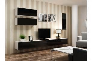 meuble tv design suspendu fino design