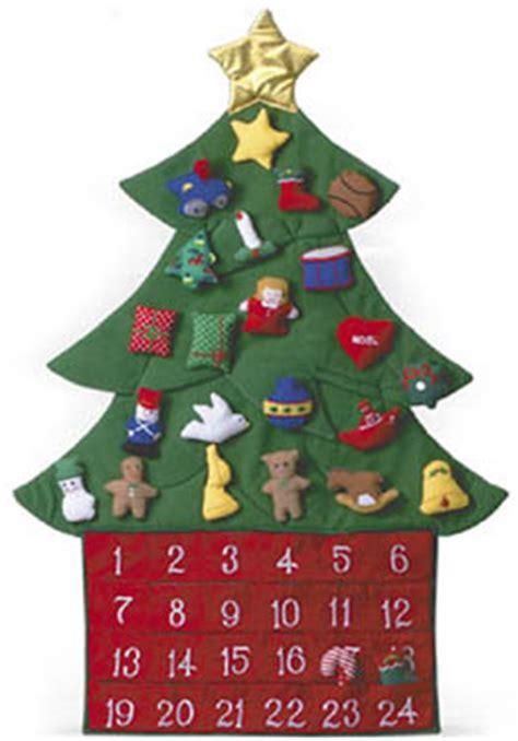 o christmas tree fabric advent calendar fabric advent