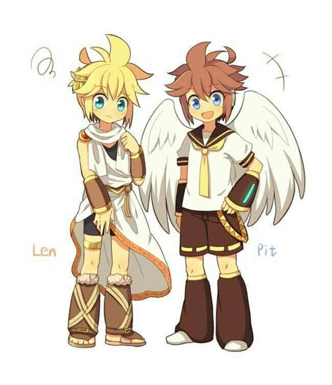 ikarus len len and pit clothes crossovers kid