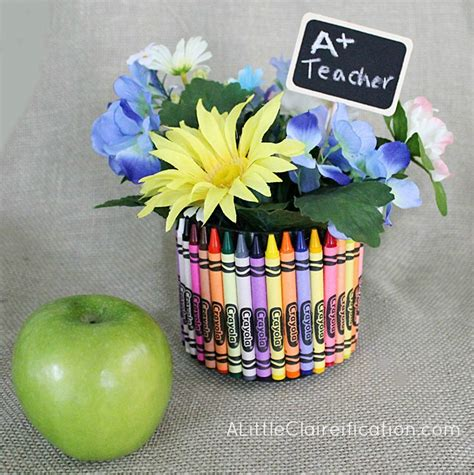crafts for teachers 20 back to school gifts my craftily after