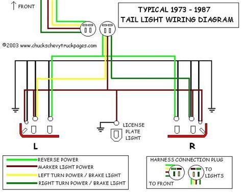 33 wiring diagram for car trailer light wiring diagram