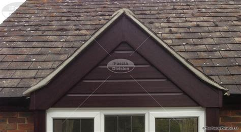 Shiplap Cladding Upvc the fascia division