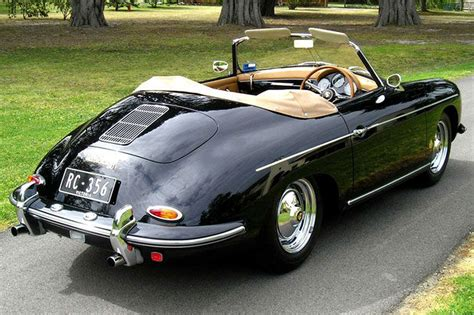 Porsche Roadster 356 sold porsche 356 super 90 roadster auctions lot 15