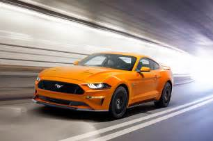 Ford Mustang 2018 2018 Ford Mustang Reviews And Rating Motor Trend