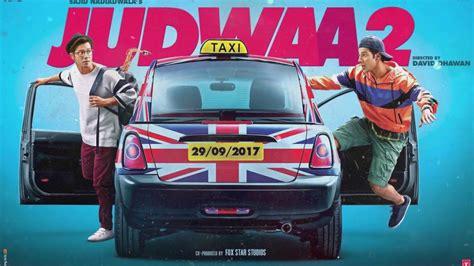 judwaa 2 first look varun dhawans version of salman khan judwaa 2 first look varun dhawan as double trouble