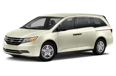 2017 Honda Odyssey Price Photos Reviews Features