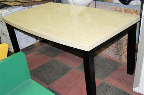 faux marble kitchen table faux marble top kitchen table kastner auctions