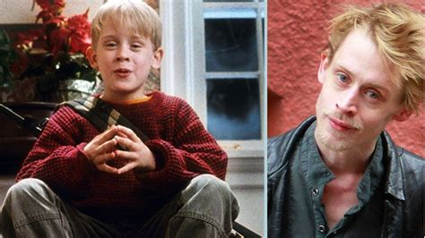 home alone actor then and now home alone stars then and now 2018 macaulay culkin larry