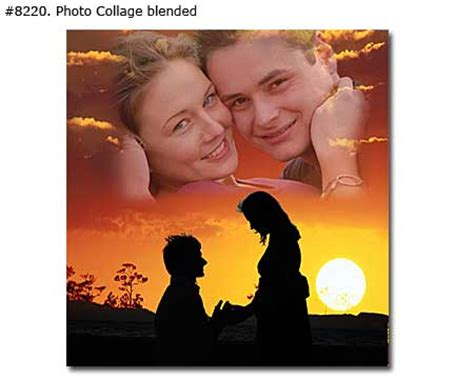 cute couple christmas montage gift ideas valentines day gifts for