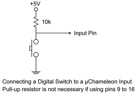 how to use pull up resistors general questions about pic microcontroller page 2 sparkfun electronics