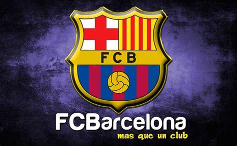 fc barcelona wallpaper escudo fondo pantalla escudo barca mas que un club