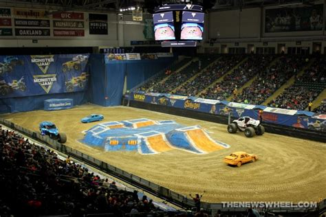 what time does the monster truck show start a first timer s guide to monster jam what to expect at