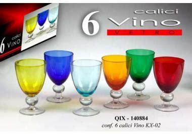 bicchieri cristallo colorati bicchiere colorato 187 acquista bicchieri colorati su