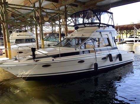 bayliner fishing boats for sale uk 1988 bayliner 3416 trophy power new and used boats for sale
