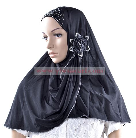 fashion muslim drill amira islamic scarf china scarf