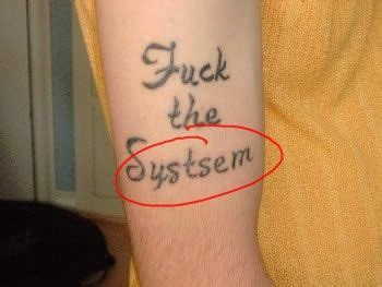 35 morons with the most ridiculous tattoos you ll ever see