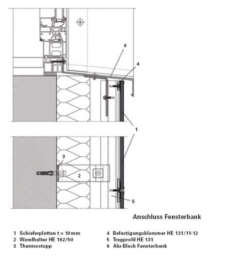 Fensterbank Din by Deutsche Bauzeitschrift
