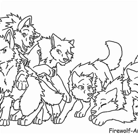 coloring pages of wolf packs 12 images of angry wolf pack coloring pages anime wolf
