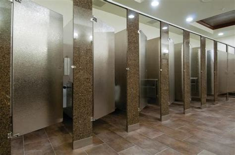 Bathroom Partition Ideas by Toilet Partitions Components Are Designed To Fit Into A