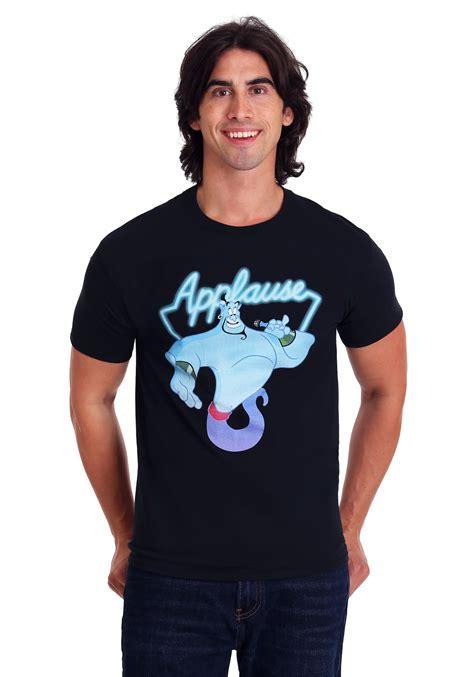 Applause Shirts disney s genie applause black s t shirt