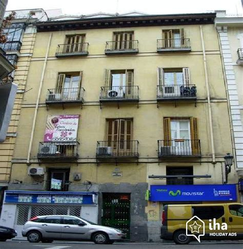 Appartment In Madrid by Apartment Flat For Rent In A Town House In Madrid Iha 32394