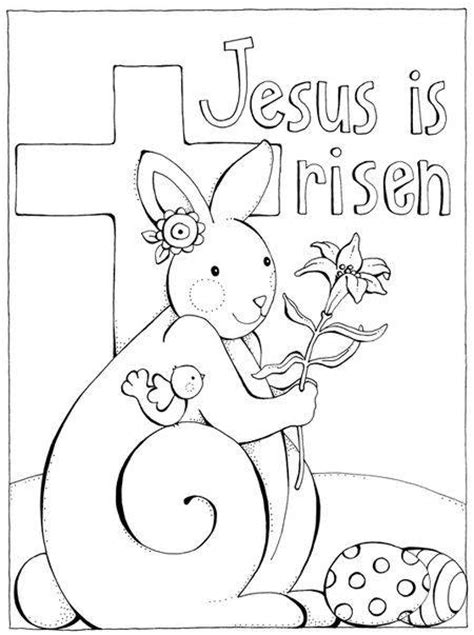 coloring pages jesus has risen easter coloring page he is risen easter prek theme