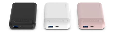 Energea Slimpac 10k Charge 3 0 belkin introduces boost up wireless charging pad charge 3 0 power banks and fast charging