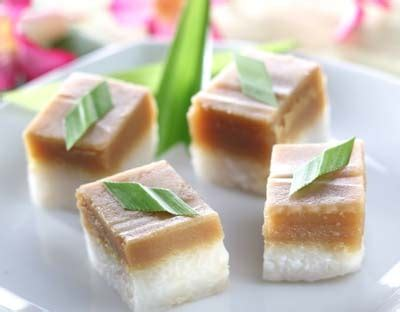 Brand Tepung Ketan Putih 500g resep makanan dan kue ketan lapis srikaya