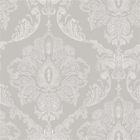 grey wallpaper dunelm dorma natural aveline damask wallpaper dunelm bedroom